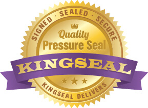 KingSeal — the industry leader in Pressure Seal