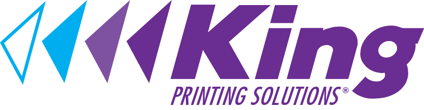 King Printing Solutions logo